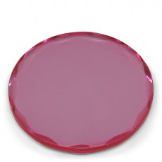 "Crystal Plate ""Rosa"""