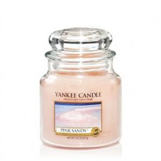 Yankee Candle Pink Sands Jar
