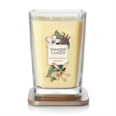 Yankee Candle Square Vessel - Sweet Nectar Blossom
