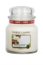 Yankee Candle Shea Butter Jar