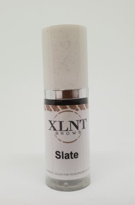 "XLNT BROWS Pigment ""Slate"" 10ml"