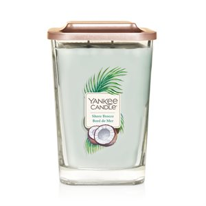 Yankee Candle Square Vessel - Shore Breeze