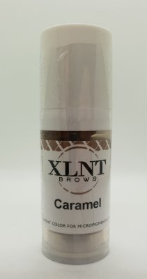 "XLNT BROWS Pigment ""Caramel"" 10ml"