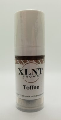 "XLNT BROWS Pigment ""Toffee"" 10ml"